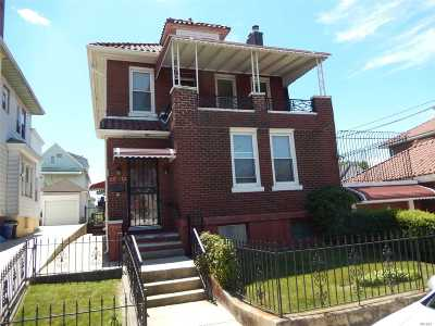 Multi Family Home For Sale: 29-14 Ericsson St