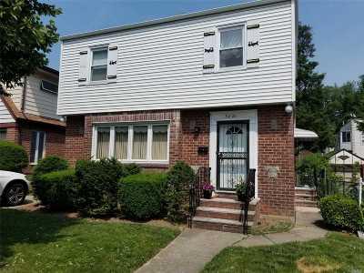 Flushing Single Family Home For Sale: 32-21 147 Pl