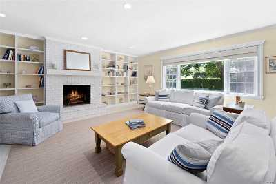 Southampton Single Family Home For Sale: 51 Cooper St