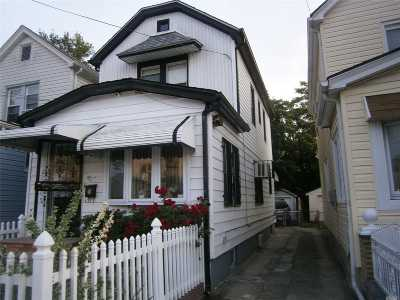 Jamaica Single Family Home For Sale: 114-26 141 Street