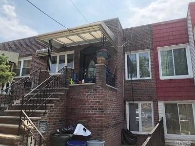 Brooklyn Multi Family Home For Sale: 1550 E 91st St