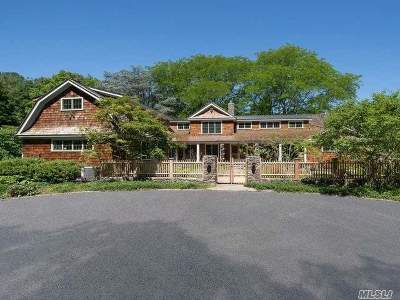 Oyster Bay Single Family Home For Sale: 151 Royston Lane