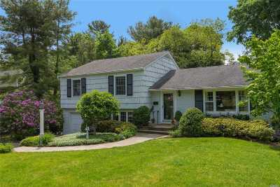 Locust Valley Single Family Home For Sale: 7 Wood Lane