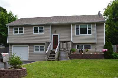 Selden Single Family Home For Sale: 30 Mallard Ave