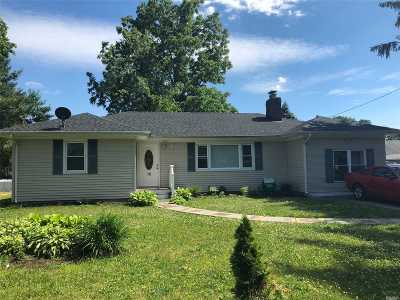 central Islip Single Family Home For Sale: 15 Storey Ave