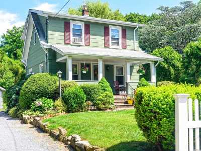 Glen Head Single Family Home For Sale: 30 Glen Cove Dr