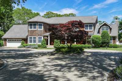 Westhampton Single Family Home For Sale: 6 Hidden Pond Ln