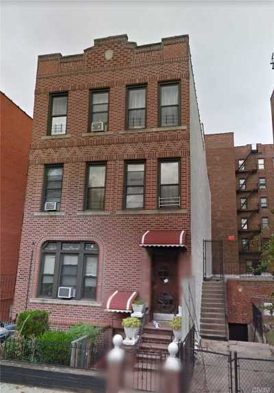 Brooklyn Multi Family Home For Sale: 315 East 94th St