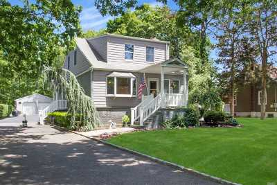 Hauppauge Single Family Home For Sale: 139 Southern Blvd