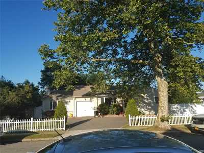 East Meadow Single Family Home For Sale: 587 Benton Rd