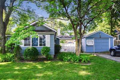 Huntington Single Family Home For Sale: 6 Bruno St