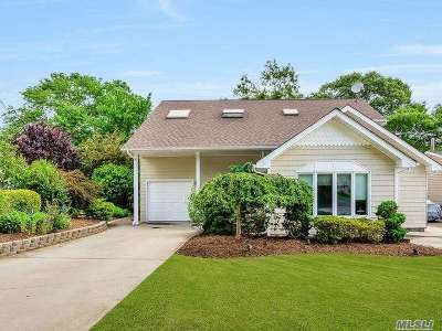 Ronkonkoma Single Family Home For Sale: 8 Edward Ct