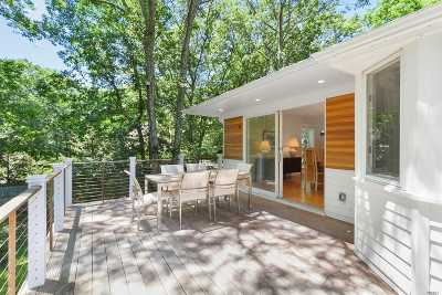 Sag Harbor Single Family Home For Sale: 10 Lincoln St