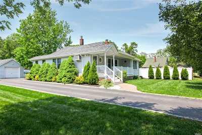 Ronkonkoma Single Family Home For Sale: 2560 Cedar Ave