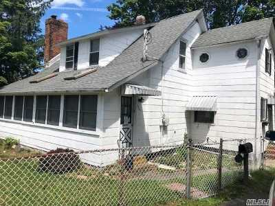 Islip Single Family Home For Sale: 2739 Union