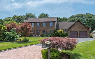 Manorville Single Family Home For Sale: 8 Harmony St