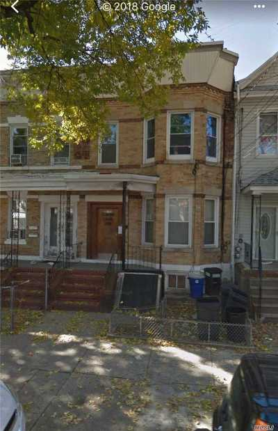 Woodhaven Multi Family Home For Sale: 86-22 89 St