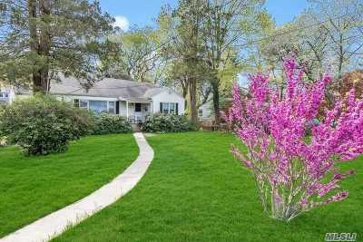 Huntington Single Family Home For Sale: 126 Browns Rd