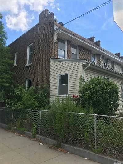 Brooklyn Multi Family Home For Sale: 3701 Avenue J