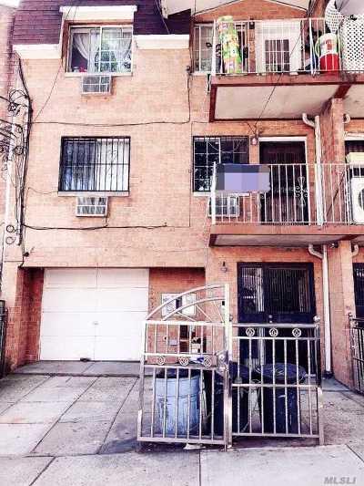 Corona Multi Family Home For Sale: 57-44 Van Doren St