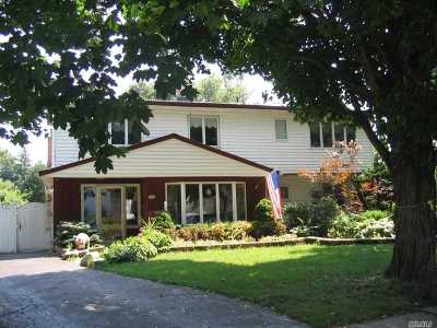 Hicksville Single Family Home For Sale: 43 Bridle Ln