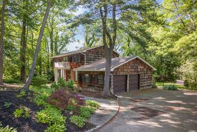 Dix Hills Single Family Home For Sale: 43 Hearthstone Dr