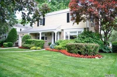Rockville Centre Single Family Home For Sale: 451 Laurel Rd