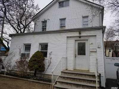Nassau County Multi Family Home For Sale: 1 E Seaman Ave