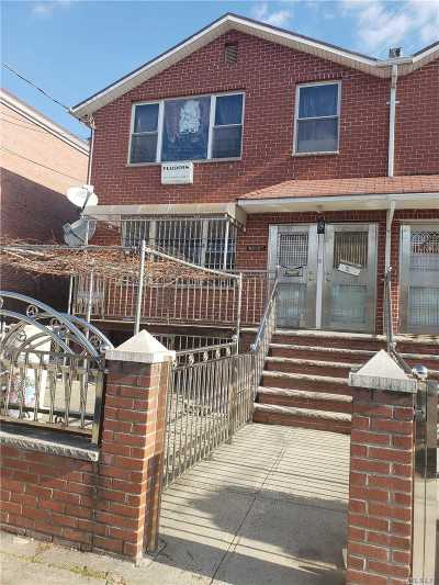 Flushing Multi Family Home For Sale: 46-35 Bowne St