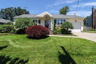 Farmingdale Single Family Home For Sale: 71 Spielman Ave