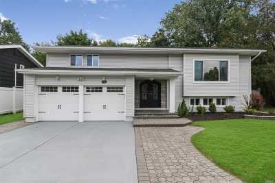 Syosset Single Family Home For Sale: 13 Jean Pl