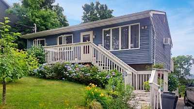 Sound Beach Single Family Home For Sale: 1 Franklin Rd