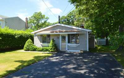 central Islip Single Family Home For Sale: 1282 Connetquot Ave