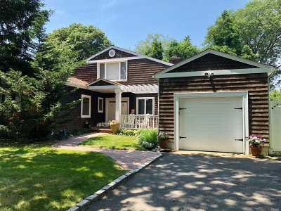 Hewlett Single Family Home For Sale: 1634 Ridgeway Dr