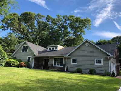 Setauket NY Single Family Home For Sale: $699,000