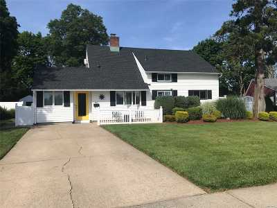 Hicksville Single Family Home For Sale: 83 Brittle Ln