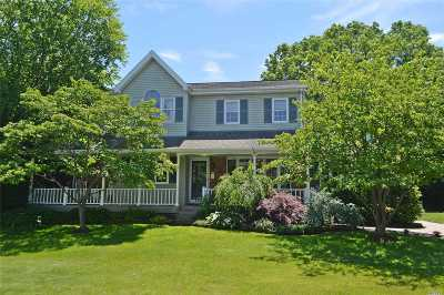 Islip Single Family Home For Sale: 206 Cedarwood St