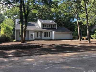 Wading River Single Family Home For Sale: 27 E Amber Ln