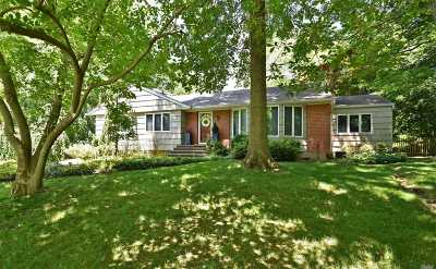 Huntington Single Family Home For Sale: 14 Bluebird Ln