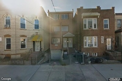 Brooklyn Multi Family Home For Sale: 870 Belmont Ave
