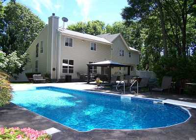 Setauket NY Single Family Home For Sale: $839,000