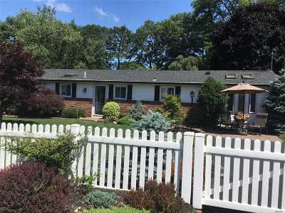 Holtsville Single Family Home For Sale: 7 Aster Ave
