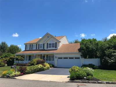 Holtsville Single Family Home For Sale: 3 Foxglove Ct