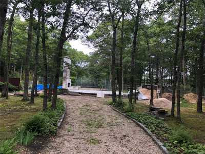 Westhampton Residential Lots & Land For Sale: 47 North Quarter Rd