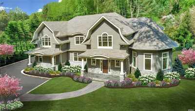 Roslyn Single Family Home For Sale: 370 Motts Cove S. Rd