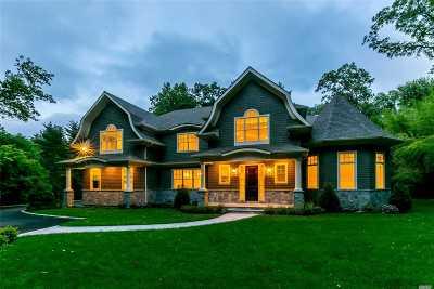 Roslyn Single Family Home For Sale: 370 S Motts Cove Rd