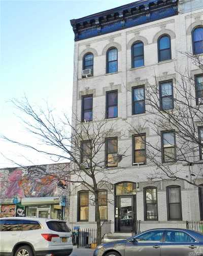 Brooklyn Multi Family Home For Sale: 276 Irving Ave