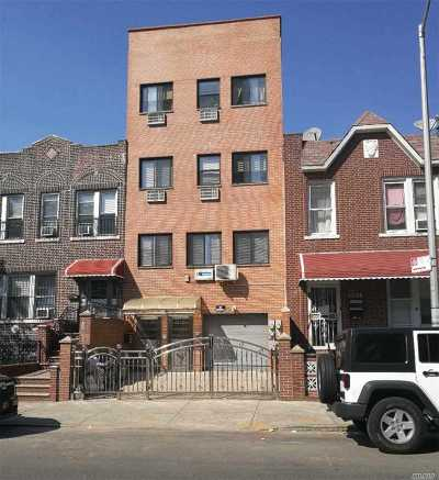 Brooklyn Multi Family Home For Sale: 839 50th St
