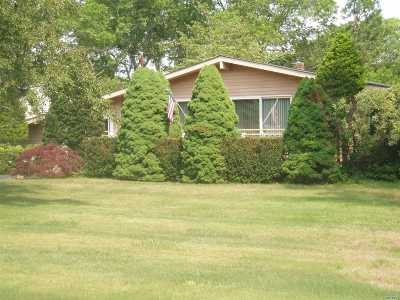 Hampton Bays Single Family Home For Sale: 131 West Tiana