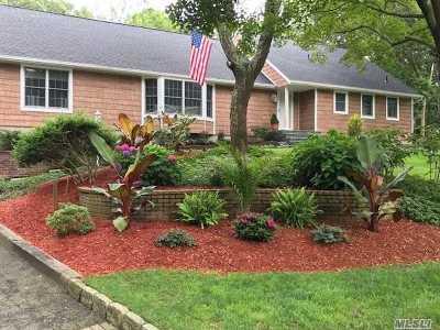 Port Jefferson Single Family Home For Sale: 24 Corie Ct
